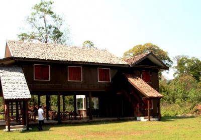 Ecolodge Nong Ping