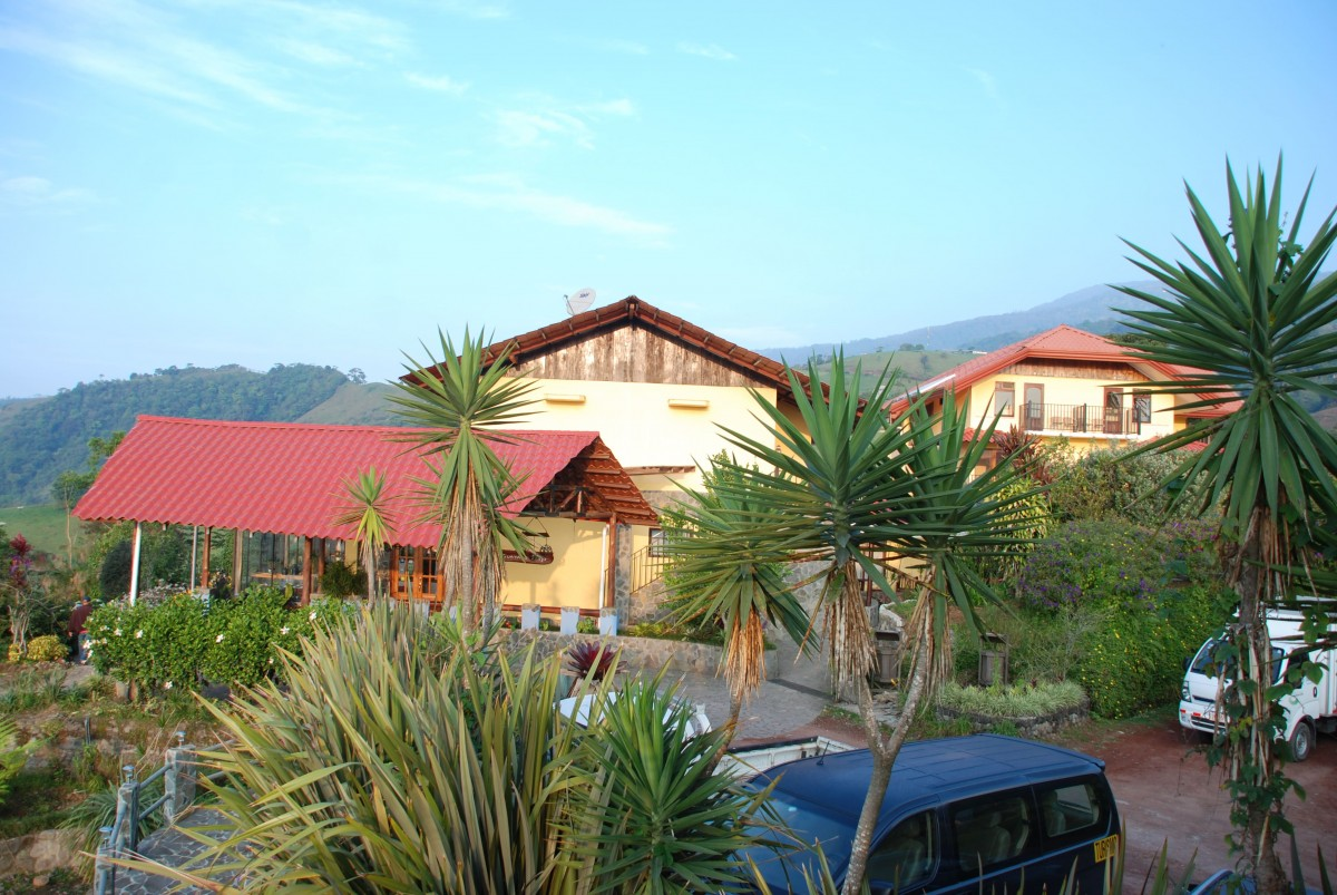 Guayabo Lodge