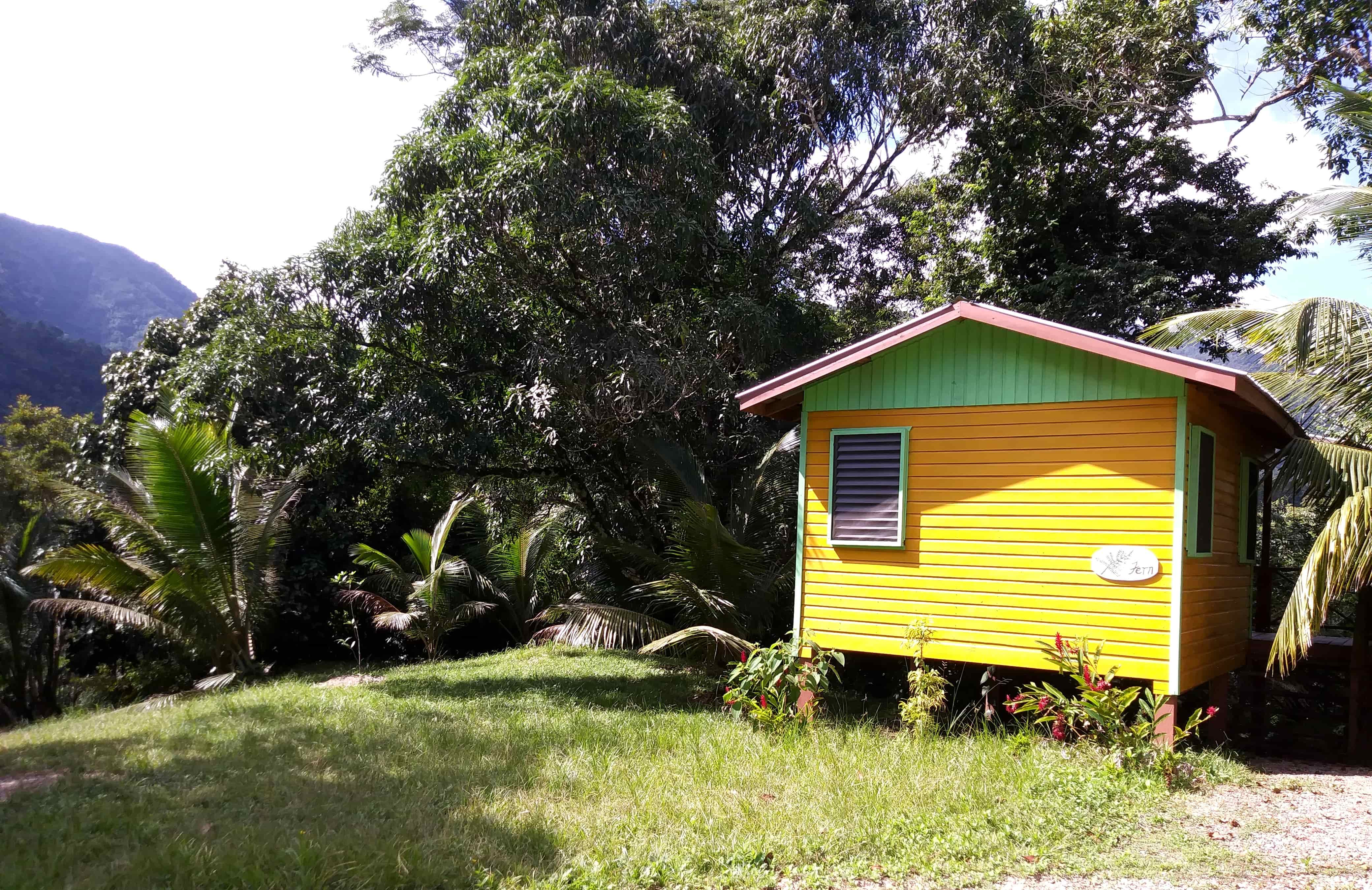 Toucan Ridge Education and Ecology Society Lodge, Belize