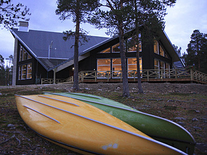 Arrenjarka Mountain Lodge